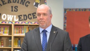 'We're protecting the public interests in British Columbia': Horgan on federal concerns