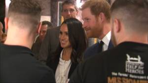 Prince Harry, Meghan Markle attend Endeavour Fund Awards for injured, sick British service members