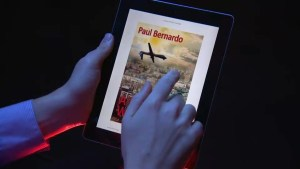 Bernardo could profit from fictional e-book published on Amazon