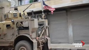 U.S. troops on site of Syria deadly blast