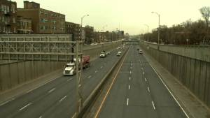 Drivers heed warnings about 'unprecedented' Turcot Interchange closures