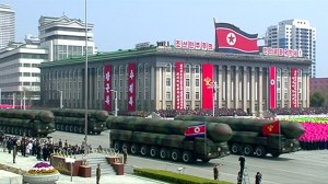 North Korea missile bases up and running, think tank says