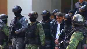 Mexico captures Damaso Lopez, drug lord rival to 'El Chapo'