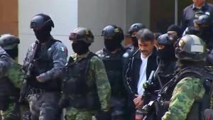 Mexico captures Damaso Lopez, drug lord rival to 'El Chapo'