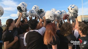 Generous donation helps new Calgary high school football program