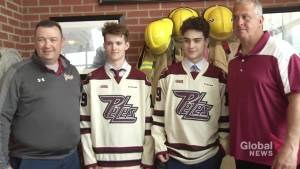 Petes lock up 2 more prospects
