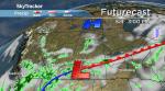 Saskatchewan weather outlook: May showers slide through