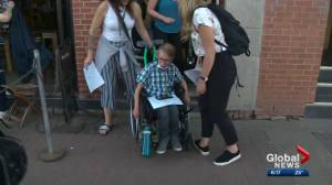 Day camp helps teens with mobility issues find independence