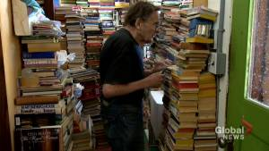 Canada's strangest book store is in an old bank on the Saskatchewan Prairies