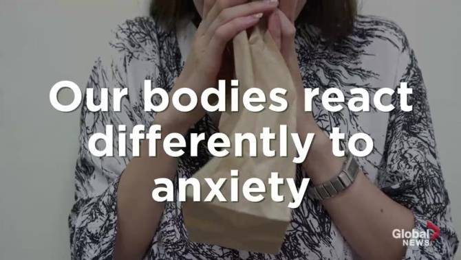 Here's why you might 'black out' when you're anxious