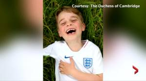Britain's beaming Prince George celebrates 6th birthday