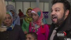 Canada's 'embrace' of Syrian refugees