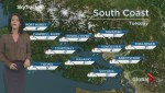 BC Evening Weather Forecast: Feb 12