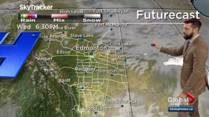 Edmonton Weather Forecast: Dec. 13