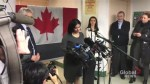 Teen refugee from Saudi Arabia says she wants to live 'normal, private life' in Canada
