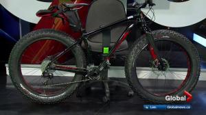 Fat Bikes for MS fundraiser embraces winter cycling