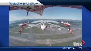 Wetaskiwin Air Show takes flight over Reynolds Alberta Museum