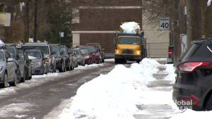 City crews in Toronto start blitz clearing snow from local streets, arterial roads