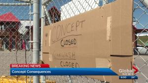 City of Calgary takes legal action against now-closed Concept Electric