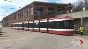 Where are Toronto's new streetcars?