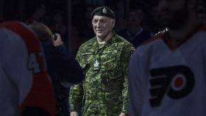 Dave `Tiger` Williams charged with sexual assault, assault after military trip to Latvia