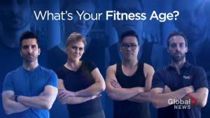 What's your fitness age?