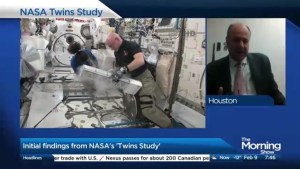 How studying twin astronauts can help with a future mission to Mars