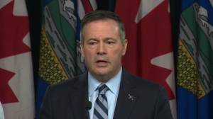 Kenney tells B.C. premier Bill 12 is no 'bluff'