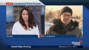 Longueuil fire fraud