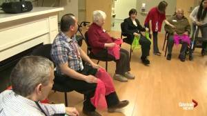 Healthy Living Report: Promoting Successful Aging (03:26)