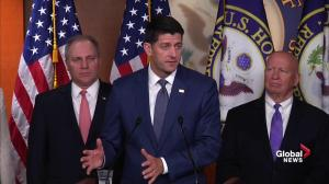 Paul Ryan says new bill will enforce borders, keep families together