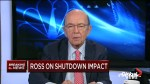Wilbur Ross suggests furloughed workers take out a loan during government shutdown