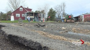 New Brunswick flood cleanup will soon be getting underway