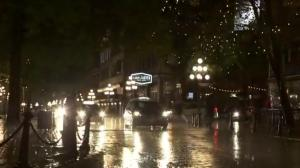 Rainfall warning for Metro Vancouver & Fraser Valley