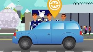 Taxi association ridesharing service hits roadblock