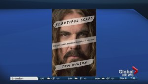 Musician and author Tom Wilson shares personal story in new book