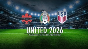 Canada, U.S., Mexico to co-host 2026 FIFA World Cup