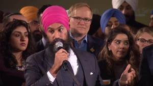 Jagmeet Singh to tackle equality, electoral reform as NDP leader