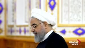 Iran says it blocked U.S. cyber attacks, hints at talks