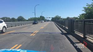 Jacques Bizard Bridge closure