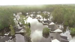 Hurricane Florence: Severe flooding seen in North Carolina after storm moves out of region