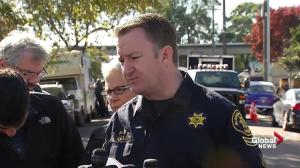 Police describe scene where fire broke out killing 9 people as tricky
