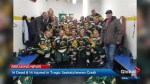 Humboldt Broncos head coach dead in bus crash in Saskatchewan