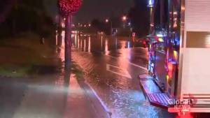 Storm brings power outages, flooding to parts of Toronto