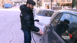 Dorval offers electric car incentives