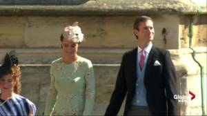 Royal Wedding: Pippa Middleton arrives at Windsor Castle