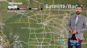 Edmonton Weather Forecast: May 23