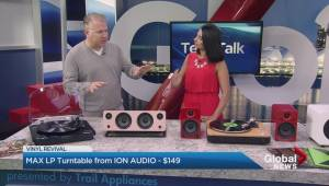 Create a sound system for your vinyl