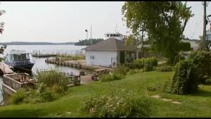 60-feet of riverfront property for just $1.00