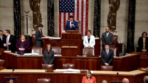 U.S. members of Congress elect new leaders as elected lawmakers returns to Washington